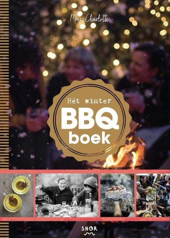 Hét winter BBQ boek