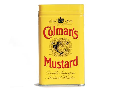 colman mustard powder