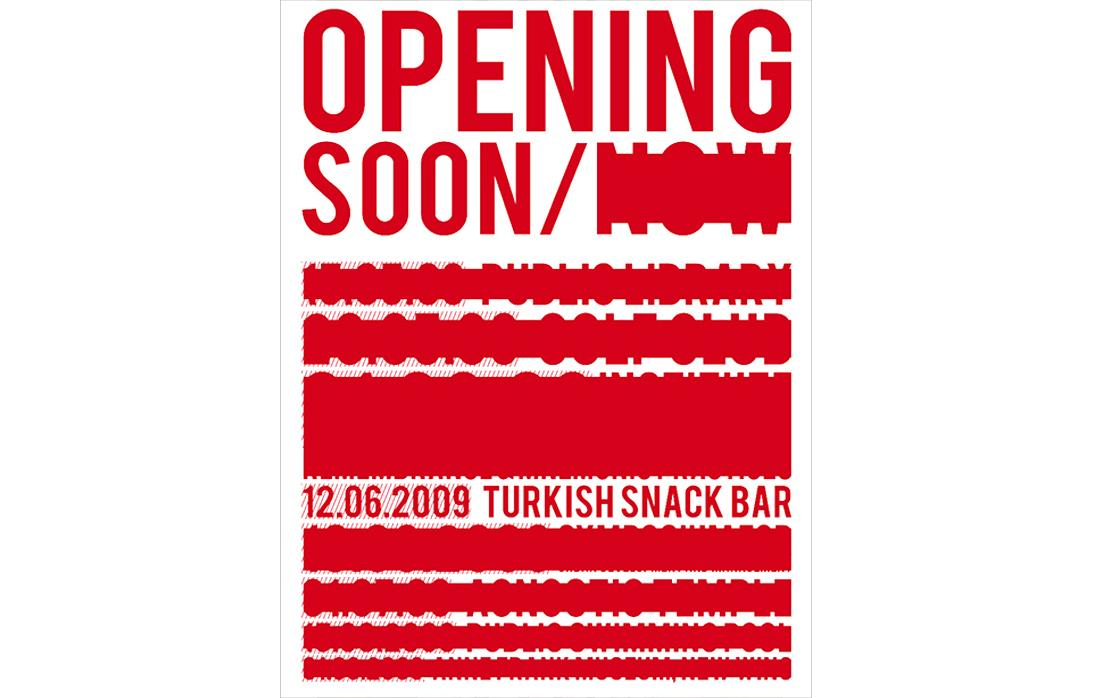 Pop-up Turkse snackbar